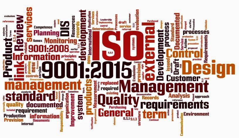 Mengintip Standar Baru ISO 9001:2015